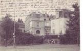 BOITSFORT = Maison Haute - Carte Animée (écrite) 1921 - Bruxelles La Nuit