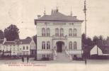 BOITSFORT = Maison Communale - Carte Animée  (D.V.D.  N° 12445) écrite - Bruxelles La Nuit