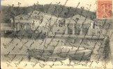 Hopital Militaire ** Belle Cpa *** - Ed Bougault N°704  (dos SIMPLE, écrite  Et Circulée 1905) - Saint-Mandrier-sur-Mer