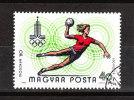 Ungheria    -   1980.   Women's Handball. - Pallamano