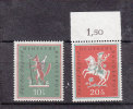 ALLEMAGNE  FEDERALE  1958      N°157 - 158    NEUFS**      CATALOGUE YVERT&TELLIER - Neufs