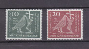 ALLEMAGNE  FEDERALE  1960      N°203 - 204  NEUFS**      CATALOGUE YVERT&TELLIER - Neufs