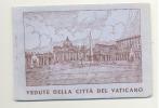 ROMA - Piccolo Opusculo Con 24 Fotografie Della Città Del Vaticano - Formato Cartolina - Album & Collezioni