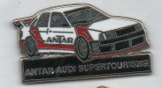 Auto Audi , Carburant Essence Antar , En Zamac - Audi