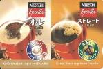 Japan: Prepaid QUO. Nestlé, Nescafé Excella - Ohne Zuordnung