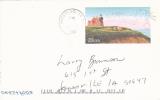 Postal Card - Block Island Lighthouse, Rhode Island - Ganzsachen