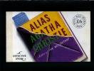 GREAT BRITAIN - 1991  £. 6 ALIAS AGATHA CHRISTIE  PRESTIGE BOOKLET   MINT NH - Booklets