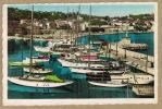 Saint-Jean-Cap-Ferrat (Alpes-Maritimes) Les Yachts.  (CPSM, Bords Dentelés, Format 9 X 14) - Saint-Jean-Cap-Ferrat