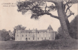 CPA YZERNAY 49 - Château De Villefort - France