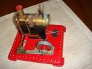 Tres Belle Machine A Vapeur Mamod Made In England Super état - Toy Memorabilia