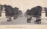 France - Ile De France - Paris - Carte Postale De 1926 - Champs Elysées - Ile-de-France