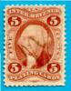 # United States  R  28c, Used  ,  SCV $ $30.00  (usr028-1 - Revenues