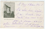 §§ ALLEGRE,  Carte Précurseur 1901 : Porte D'ALLEGRE ... §§ - France