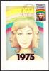 FRANCE  - CARTE MAXIMUM  1975 - Yvert  1857 -  Année Internationale De La Femme - 1970-79