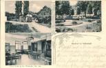 NEFTENBACH- WARTBAD MEHRBILDKARTE 1908 ++++ S/w Lichtdruck - ZH Zurich