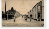 FLORENNES - Quartier St Roch Et Route De Morialme - Cafe Malakof - Florennes