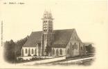 Héricy  L'église - Unclassified