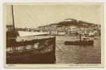 Napoli - Castel Sant´Elmo Visto Dal Porto - HP347 - Napoli