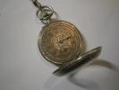 Montre Gousset Ancienne Argent Et Métal Avec Chaîne - Relojes De Bolsillo