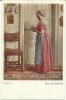 Illustrated Card Housemade FELDPOST CENSOR 3-6-1917 (E1551) - WO1