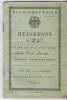 GERMANY - COLOMBIA - CONSULAR PASSPORT - 1929 - REICH - BOGOTA - - Ohne Zuordnung