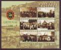 Litauen 2008. Millenium. Ss. MNH. - Lithuania