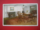 Massachusetts >  Salem --  Dining Room The House Of The Seven Gables  Ca 1910 ==   === =ref 312 - Nantucket