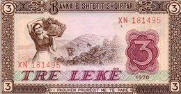 ALBANIA 10 LEKE 1957 PIK 28 UNC - Albania
