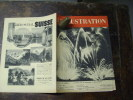 1938 : Le SKI NAUTIQUE (important Documentaire); Les PETITS RATS De L´ OPERA ; Cuirassés US (New-York,Texas,Wyoming) ; - Zeitungen