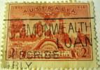 Australia 1936 Centenary Of South Australia 2d - Used - 1913-36 George V: Heads