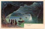 CAPRI - Grotta Azzurra ++++++++++++ Richter & Co., Napoli ++++++++++++++ - Italy