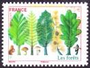 France Autoadhésif N°  564 ** Europa / CEPT 2011 - Autocollant  ENTREPRISE ( BdF Possible) Les Forêts - Adhesive Stamps