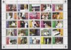 2003 Vatikan Mi. 1429-1453 **MNH  Papst J. Paul II - Blocks & Kleinbögen