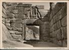 MYCENE THE GATE OF LIONS GRECIA GREEK GREECE HELLAS ANNI 60 - Grecia