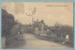 Baranton : Arrivée Route De La Gare . - Barenton