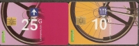 Pays-Bas Netherlands 2 Telecards Phonecards Cyclisme Cycling - Sport