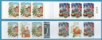 SERBIA 2010  SERBIEN EUROPA CEPT BOOKS FOR CHILDREN TYP III  3 SETS - NUMBER  BOOKLET - Serbia