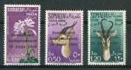 1960 Somalia Indipendenza Flora Fauna Full Set MNH** A.Diena - Somalia (1960-...)