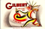 Crayon Gilbert à Hastière La Meilleure Mine - Buvards, Protège-cahiers Illustrés