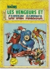 LES VENGEURS  N° 2  - AREDIT 1982 Pocket Color - Arédit & Artima