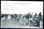 """CPA.. Revue De Printemps Au Plateau De Malzéville, 23 Mai 1907.   """"Automobiles"""" - Manoeuvres"""