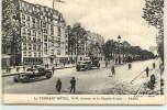 PARIS  -  Le Terrass'Hotel; 74,76 Avenue De La Grande Armée. - Arrondissement: 16