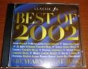 Cd Fm Volume 92 Best Of 2002 The Year´s Finest Music Bach Fauré Grieg Vivaldi Weber Mozart - Classique