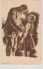 BUNDESFEIER POSTKARTE FUR DAS ALTER 1928 VG X ORBE  SUISSE  AUTENTIQUE ORIGINALE D´EPOCA 100% - Andere