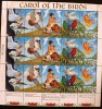 PALAU CAROL OF THE BIRDS. (Yvert 298/302) Neufs Sans Charniere (MNH) ** - Palau
