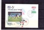 Enveloppe ITALIA 90 (à Voir) - Coupe Du Monde
