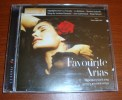 Cd Fm Volume 77 Favourite Arias Legendary Stars Sing Opera´s Greatest Songs La Traviata La Bohème Madame Butterfly - Classique