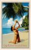 SEXY / ÉROTISME - PIN-UP / NAKED WOMAN : JEUNE FEMME SEINS NUS Au BORD DE MER - NATURISME - REPUBLICA DOMINICANA (j-166) - República Dominicana