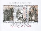 Czech Republic - 2008 - Joint Issue With Slovakia - Photographer Karel Plicka - Mint Souvenir Sheet - Neufs