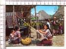 GUATEMALA -  Tejedora De SANTIAGO  ATITLAN E Indigena De Solola  -  Tisseuse - Guatemala